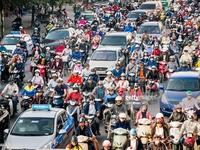 Hà Nội chưa dừng đăng ký xe máy mới đến năm 2020