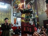 Tín ngưỡng thờ Mẫu Tam phủ được UNESCO công nhận Di sản Văn hoá phi vật thể
