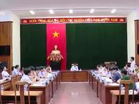 Quảng Bình thành lập Hội đồng đánh giá thiệt hại sự cố môi trường