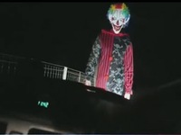 Người Mỹ khiếp sợ những chú hề quái dị mùa Halloween