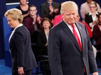 Tranh luận lần 2 giữa Trump và Hillary: Ai thắng, ai thua?