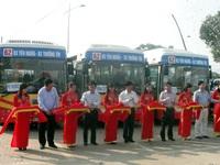 Hà Nội có thêm 2 tuyến xe bus mới