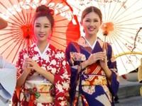 Hoa hậu Việt Nam quảng bá du lịch tại Nagasaki, Nhật Bản