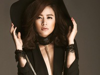 """Hoàng Thùy Linh 'phá bỏ mọi giới hạn' tại chung kết Vietnam""""s Next Top Model 2016"""