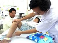 Cứu sống bệnh nhân bị rắn hổ mang cắn tại Đồng Nai