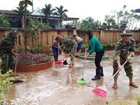 7 người thiệt mạng do mưa lũ ở Bắc Trung Bộ