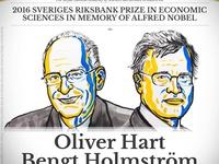 Giải Nobel Kinh tế 2016 dành cho cách định hình hợp đồng lao động