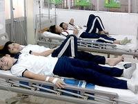 Ăn giò thiu, hơn 140 học sinh dân tộc nội trú Sơn La bị ngộ độc