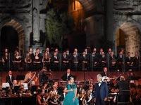 Hòa nhạc đặc biệt tại Quảng trường La Mã