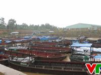 Các địa phương ráo riết kêu gọi tàu thuyền tránh bão số 10