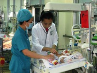Vĩnh Long: Hơn 84 trẻ sơ sinh không được tầm soát bệnh