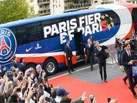 Xe bus 5 sao của PSG
