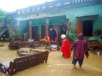 Đau lòng, mưa lũ quét qua 6 tỉnh, 7 người chết, 1 người mất tích