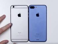 Chuyên gia 'bẻ cong' trên tay nguyên mẫu iPhone 7 Plus phiên bản Deep Blue
