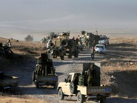 Tái chiếm Mosul là bước ngoặt trong cuộc chiến chống IS toàn cầu