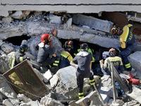 Động đất tại Italy: Số người thiệt mạng tăng chóng mặt