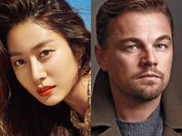 Sao Hàn nữ phấn khích khi vô tình thấy Leonardo DiCaprio