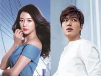 Lee Min Ho và Jun Ji Hyun rủ nhau đến nơi cát vàng biển xanh