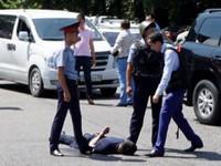 Bắt giữ 2 nghi can tấn công khủng bố tại Kazakhstan