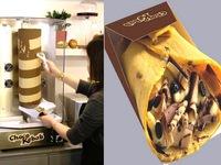 Bánh kebab chocolate độc đáo ở xứ Wales