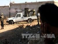 IS bị đánh bật khỏi thị trấn chiến lược miền Bắc Syria