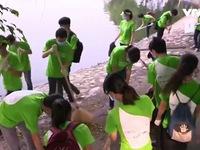 """Hơn 1.000 tình nguyện viên tham gia """"Ngày làm sạch hồ Hà Nội"""""""