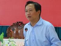 Công bố quyết định khai trừ ông Trịnh Xuân Thanh ra khỏi Đảng