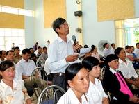 Cử tri tỉnh Lào Cai: Cần xem xét lại tiêu chí nhà ở kiên cố