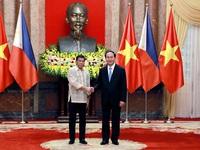 Việt Nam-Philippines: Cùng đẩy mạnh quan hệ đối tác chiến lược