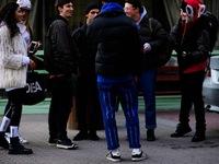 Phong cách đường phố cá tính ở Tuần lễ thời trang St.Petersburg