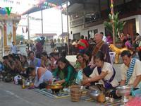 Lễ hội Okphansa trong đời sống văn hóa Lào