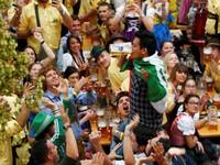 Khai mạc lễ hội bia Oktoberfest lần thứ 183