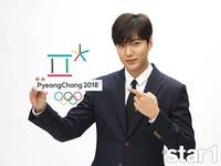 Lee Min Ho vinh dự khi là đại sứ cho Thế vận hội Mùa đông 2018