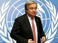 Lộ diện tân Tổng Thư ký Liên hợp quốc