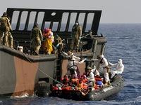 Hơn 10.000 người di cư thiệt mạng trên biển từ năm 2014
