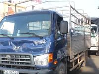 Ba xe tải và xe container tông liên hoàn trên QL1A
