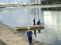 Nguồn nước hồ Linh Đàm không bị ô nhiễm