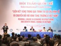 Liên kết vùng trong tái cơ cấu kinh tế tại Việt Nam
