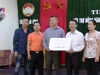 Cộng đồng người Việt tại CH Czech ủng hộ đồng bào miền Trung