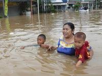 23 người tử vong do lũ quét và lở đất ở Indonesia