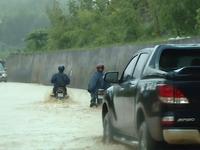 Đề phòng mưa lũ ảnh hưởng đến an toàn hồ chứa tại Hà Tĩnh, Quảng Bình