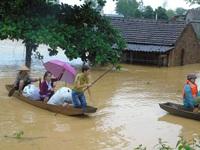 21 người chết, 8 người mất tích do mưa lũ miền Trung