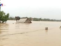 Quảng Bình khắc phục hậu quả mưa lũ