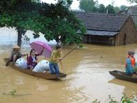 Phòng chống các dịch bệnh dễ bùng phát sau mưa lũ