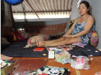 Trà Vinh: Bắt quả tang cặp vợ chồng mua bán trái phép chất ma túy