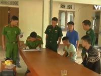 Quảng Trị: Bắt vụ vận chuyển gần 200 viên ma túy trong đêm