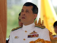 Thái tử Maha Vajiralongkorn kế vị Nhà vua Bhumibol Adulyadej