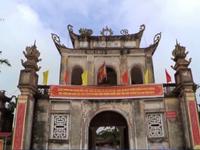 Văn miếu Mao Điền - Nơi tôn vinh đạo học