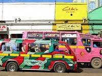 """Xe bus Matatu - """"ông hoàng"""" đường phố Kenya"""