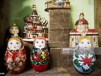 Búp bê gỗ Matryoshka - Biểu tượng của xứ sở bạch dương